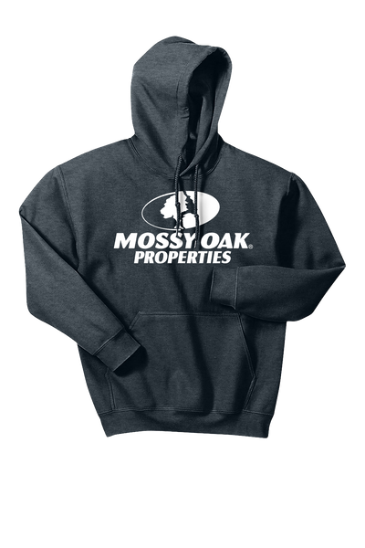 Mossy Oak Properties Gildan Heavy Blend Hoodie - Heather Sport