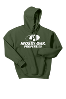 Mossy Oak Properties Gildan Heavy Blend Hoodie - Forest Green