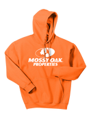 Mossy Oak Properties Gildan Heavy Blend Hoodie -Safety Orange