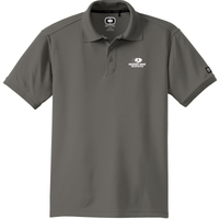 Mossy Oak Properties Custom Office  Polo - Rogue Grey