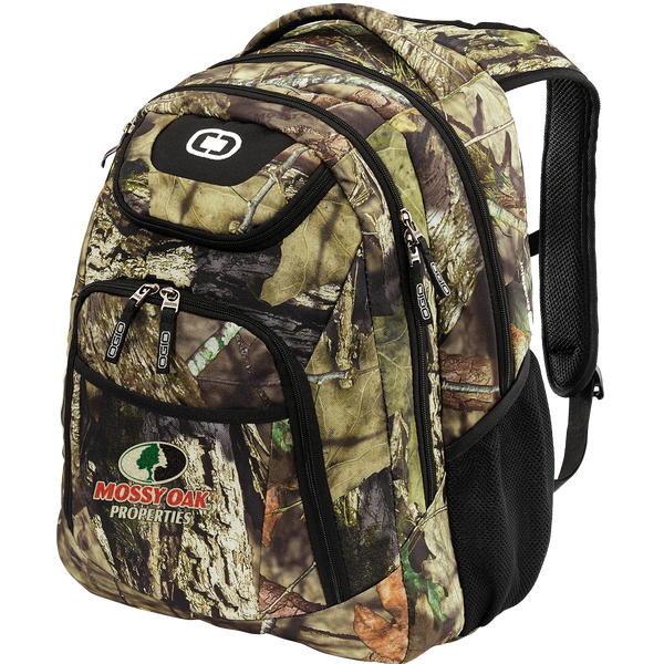 Mossy Oak Properties Custom Ogio Excelsior Backpack