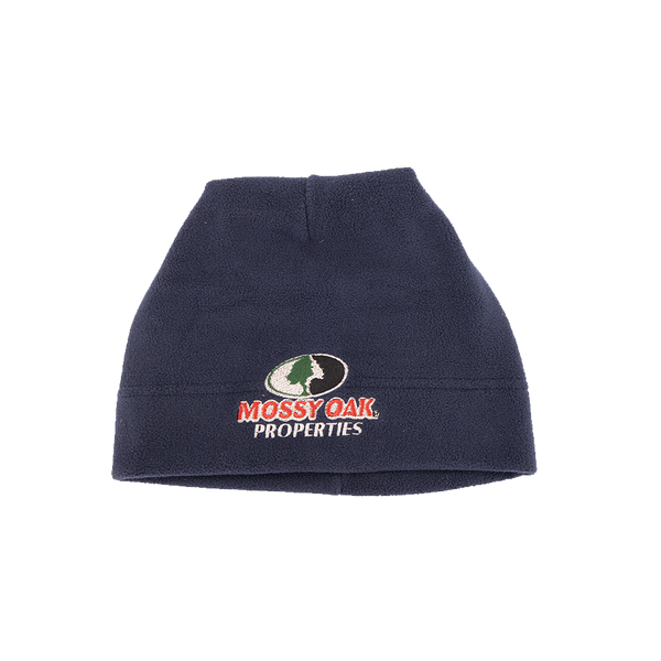Mossy Oak Properties Navy Beanie