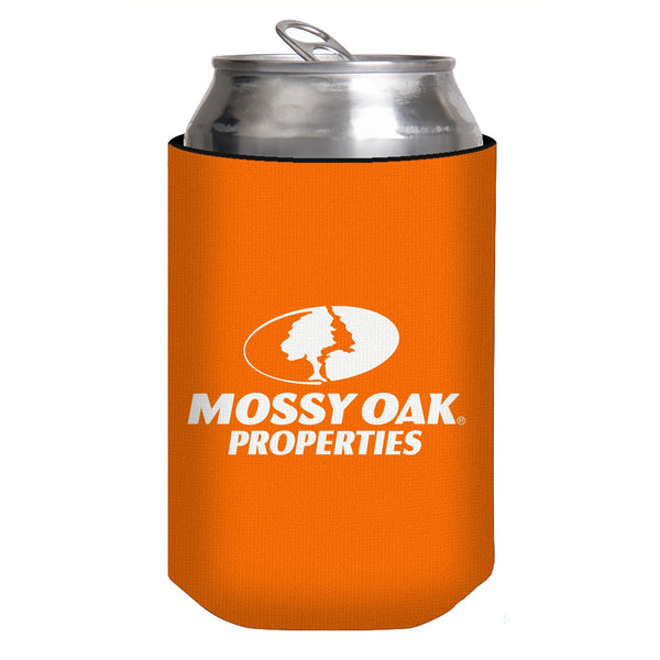 Mossy Oak Properties Hunter Orange Koozies