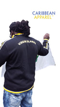 Virgin Islands Flag Jacket