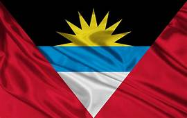 Antigua Barbuda Bandana Flag