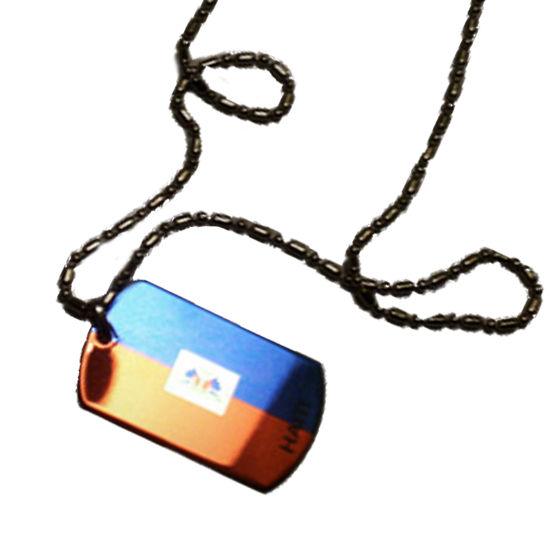 Haiti Dog Tag