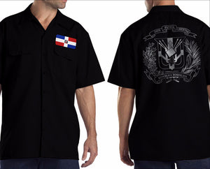 Dominican Republic Dickies Shirt