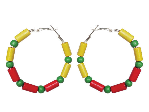 Ethiopia Hoop Earrings
