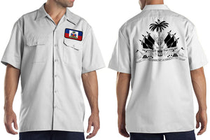 Haiti Dickies Shirt