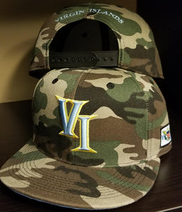 US Virgin Islands Snapback