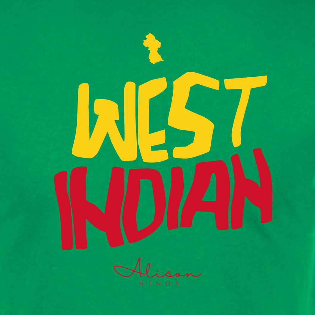 West Indian - Guyana - Alison Hinds Collection