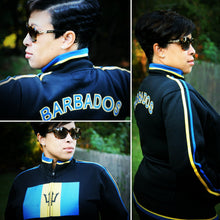 Barbados Flag Jacket