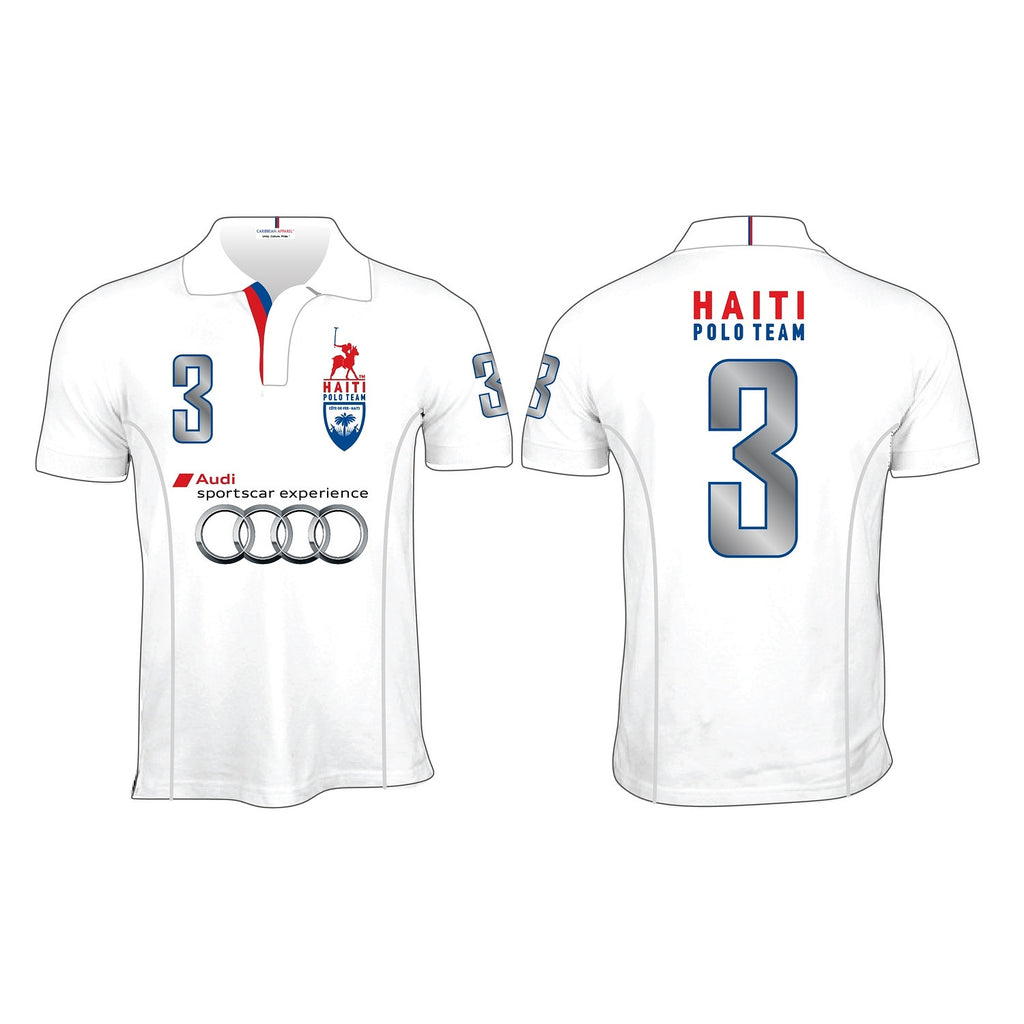 Haiti Polo Team | Official Jersey