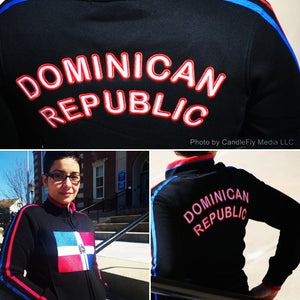 Dominican Republic Flag Jacket