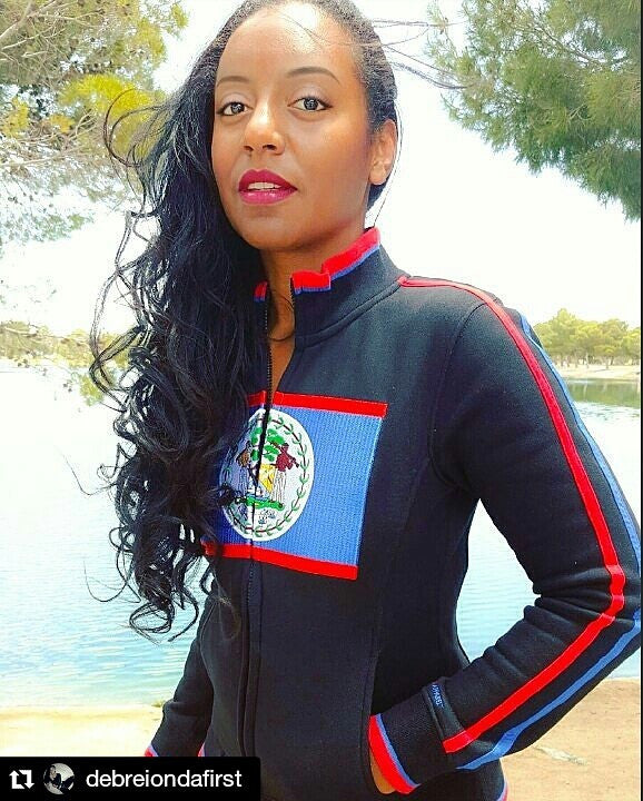 BELIZE Flag Jacket