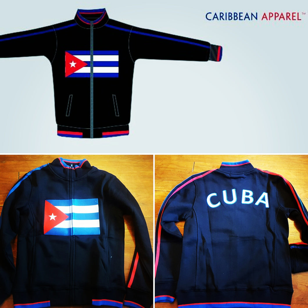CUBAN Flag Jacket
