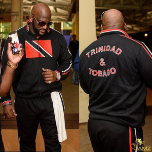Trinidad & Tobago Flag Jacket