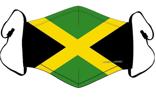 JAMAICA Cloth Mask - Reusable