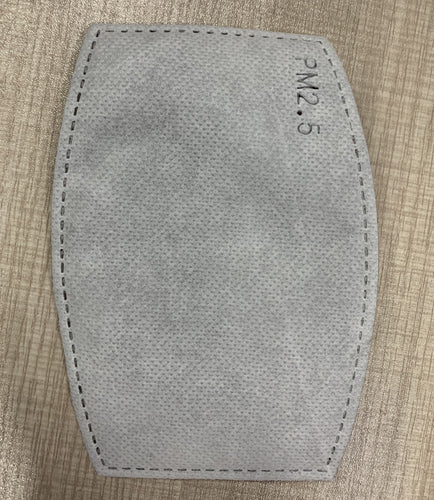 PM Filter 2.5 for cloth mask