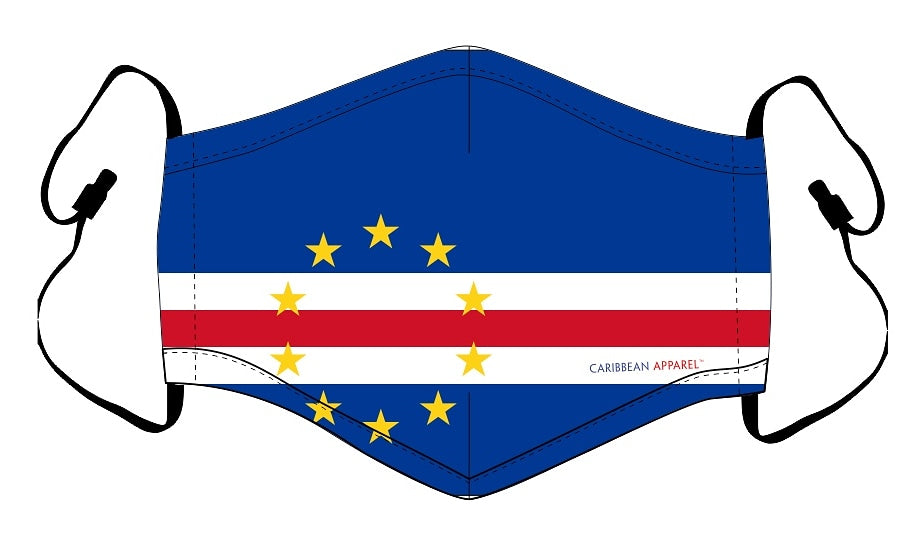 Cape Verde Cloth Mask - Reusable