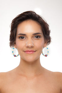 United States Hoop Earrings