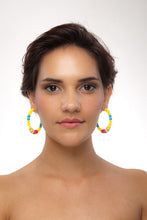Cabo Verde Hoop Earrings
