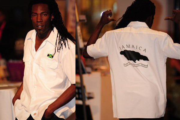 Jamaica Dickies Shirt