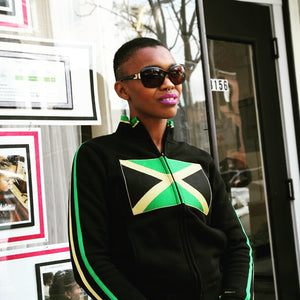 Jamaica Flag Jacket
