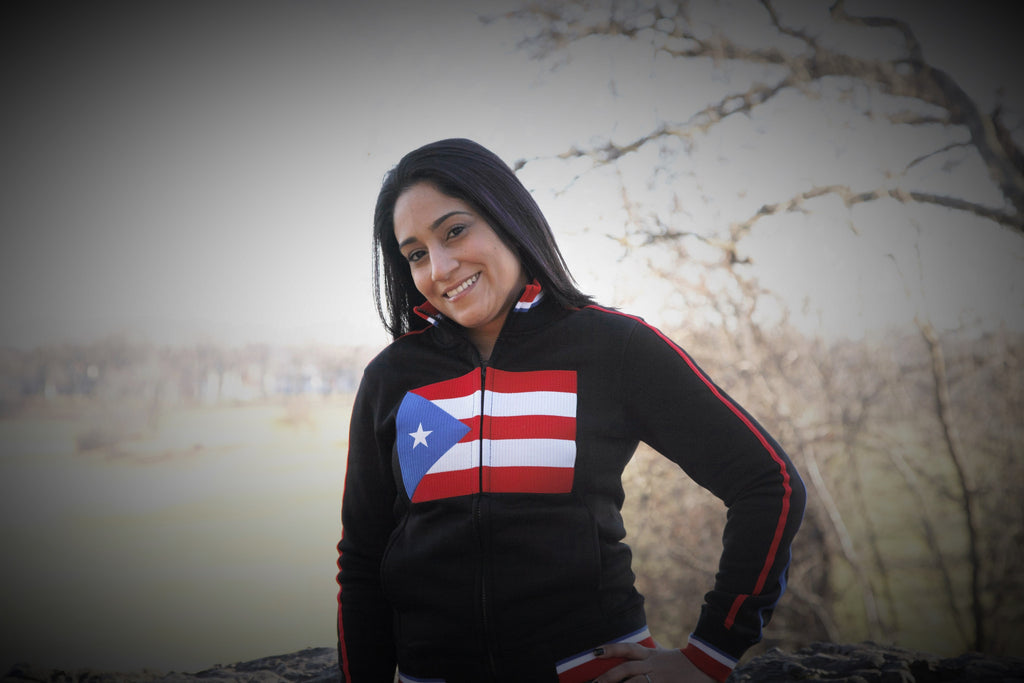 Puerto Rico Flag Jacket