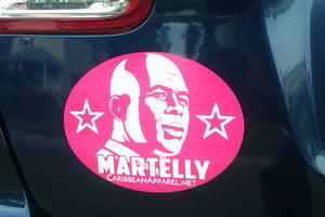 Martelly Bumper Sticker