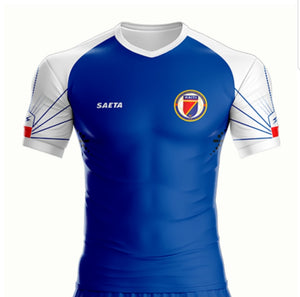 new style 0baeb 372a7 COPA Haiti Soccer Futbol Jersey | Official Team Wear