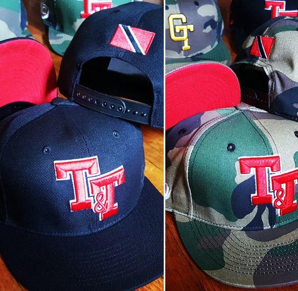 Trinidad and Tobago TT Snapback