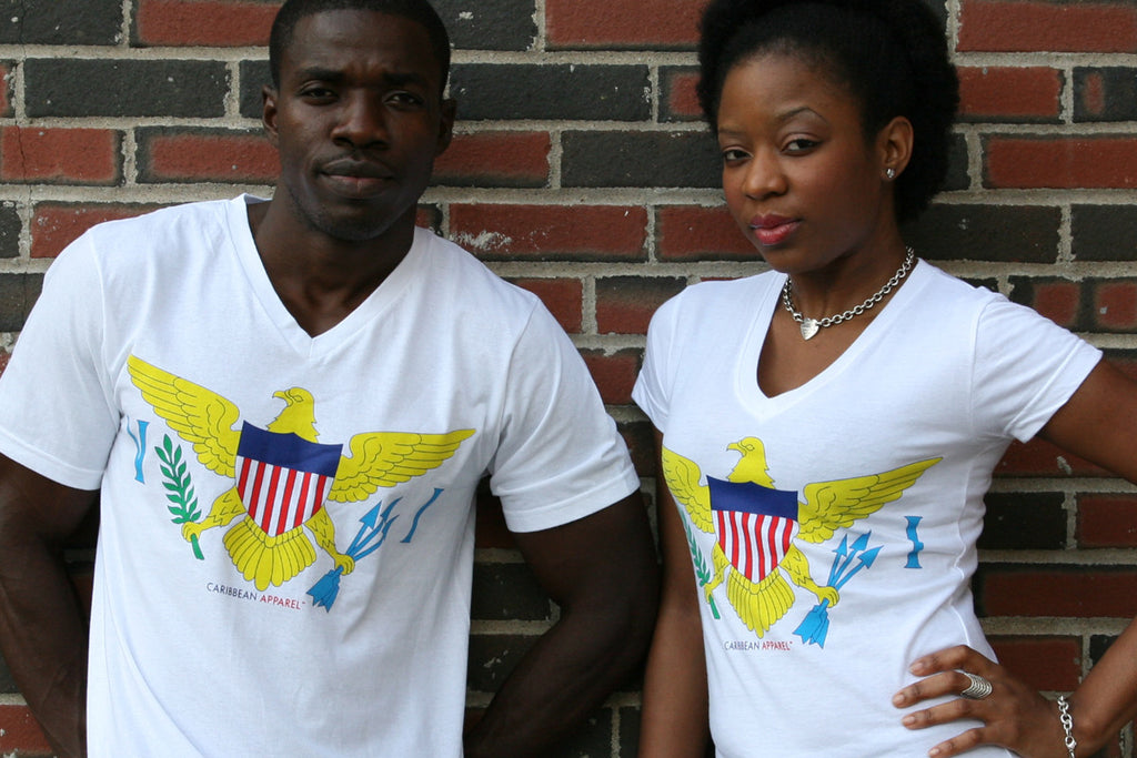 Virgin Islands fashion tshirt
