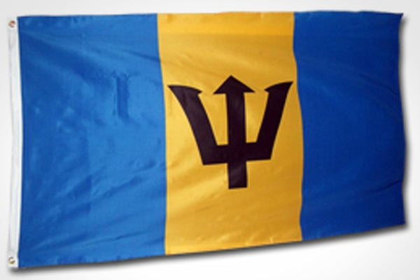 Barbados Large Flag