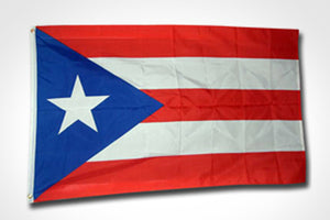 Puerto Rico Large Flag