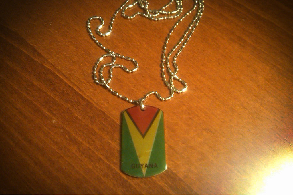 Guyana Dog Tag