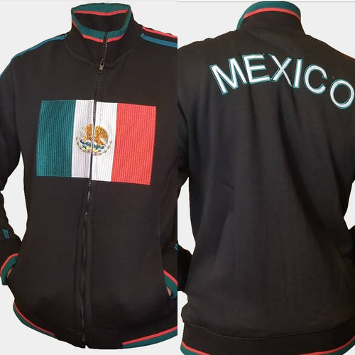 Mexico Flag Jacket