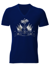 Haiti Coat of Arms Fashion Tee