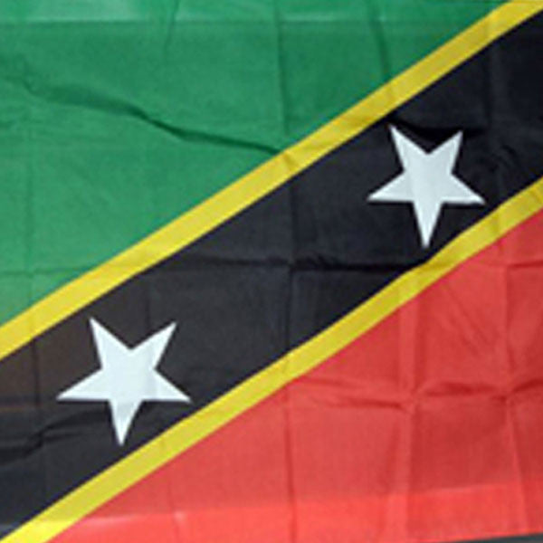 St. Kitts Large Flag