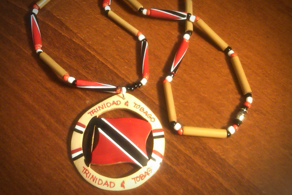 Trinidad & Tobago Necklace