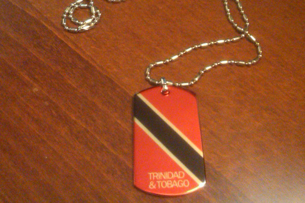 Trinidad & Tobago Dog Tag
