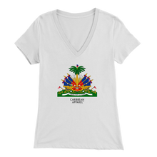 Haiti Coat of Arms Full Color TL