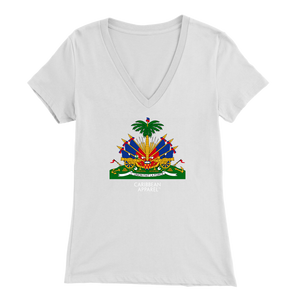 Haiti Coat of Arms Full Color