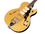 Guild Starfire 1 Jet 90 in Satin Gold Electric Guitar