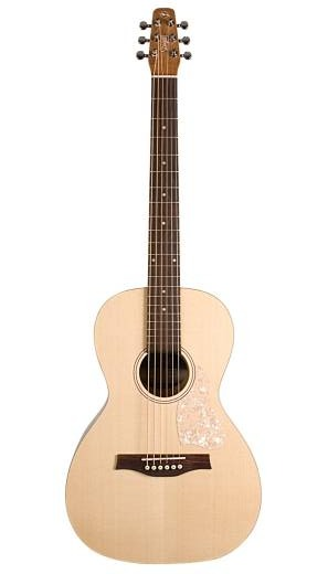 Seagull Entourage Grand Natural Almond Acoustic Parlour Guitar