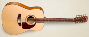 Simon & Patrick Woodland Spruce 12 Sting Acoustic Guitar