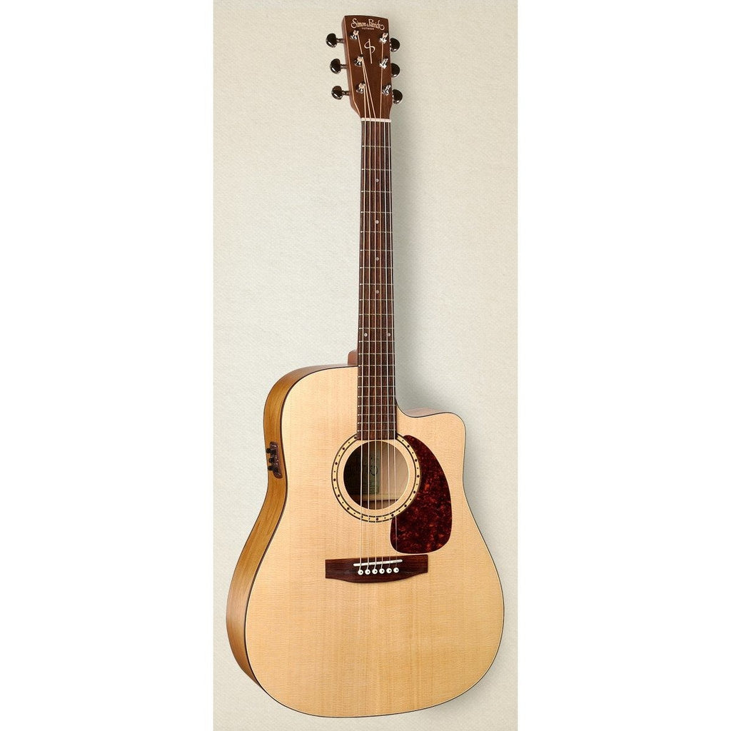 Simon & Patrick Woodland CW Spruce QIT Acoustic Electric