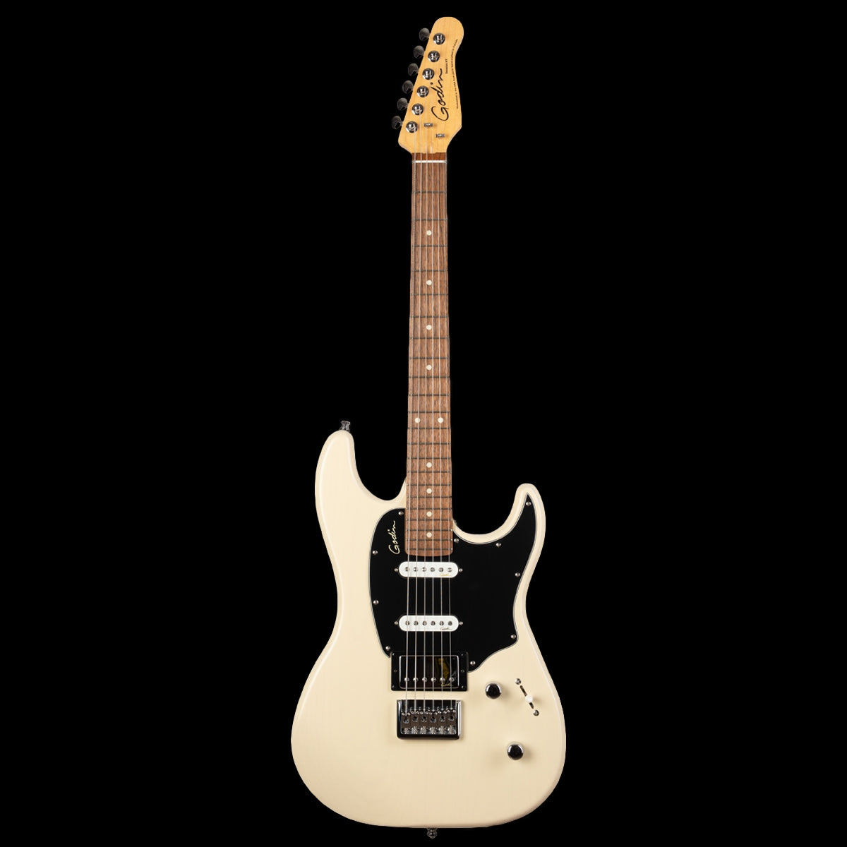 Godin Session HT Trans Cream RN Electric Guitar