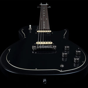Godin Radiator Matte Black RN Electric Guitar