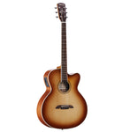 Alvarez ABT60CESHB Electric Acoustic Baritone Guitar
